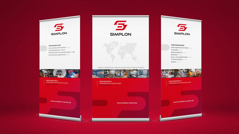 Projekte Arbeitgebermarke Visitenkarten